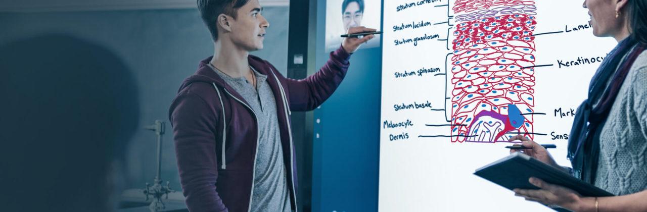 Møteromsløsninger (Skype Room System)