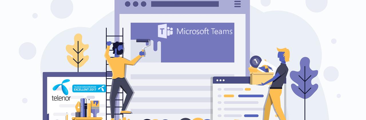 Microsoft Teams utfordringer