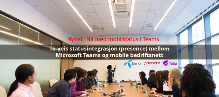 Microsoft Teams Status
